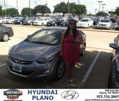 https://flic.kr/p/wnh5pV | #HappyAnniversary to Cari Parker on your 2013 #Hyundai #Elantra from Everyone at Huffines Hyundai Plano! | www.huffineshyundaiplano.com/?utm_source=Flickr&utm_m...
