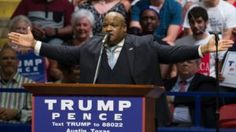 Televangelist pastor Mark Burns, who acted as a surrogate for Donald Trump during the 2016 presidential election, on Thursday announced. Black Fraternities, Margaret Sanger, Donald Trump Supporters, First Black President, Black Presidents, People Videos, Trump Pence, Praise And Worship, How To Know