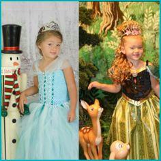 Disney's Frozen Elsa & Anna