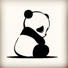 For my brother. He loved his panda.