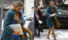 Queen Maxima of the Netherlands visits Washington