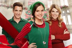 Hallmark Just Announced Their 2016 Christmas Movies