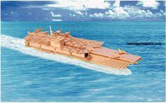 Pristine's boat