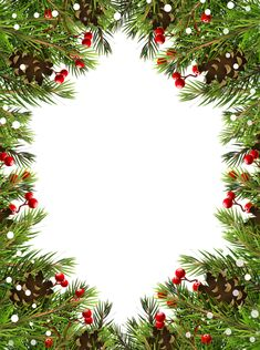 Pin by Anya on Christmas crafts Christmas Boarders, Free Christmas Borders, Christmas Images Free, Free Christmas Backgrounds, Merry Christmas Images, Christmas Templates, Christmas Clipart, Christmas Pictures, Free Christmas Wallpaper