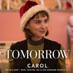 「キャロル」(原題:Carol)といえば、思い出すのはクリスマス。 この映画のタイトル「キャロル」は、主人公のキャロル・エアード( Winter Hats, Digital