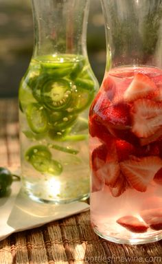 The Bottles Blog: How to Infuse your Booze
