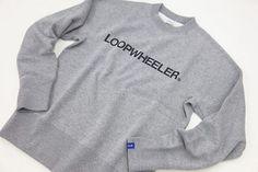 Image result for loopwheeler sweatshirt