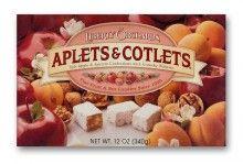 Aplets Recipe, Cotlets Recipe, Northwest Apple and Cotlet Candy Recipes, Candy Recipes, Persian Delights Recipe, Gelatin Recipe