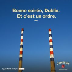 Jameson Irish Whiskey - Social Media posts. on Behance