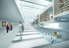 Taichung City Cultural Center Competition Entry,Courtesy of Hyunjoon Yoo Architects