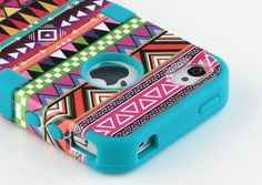 aztec otter box -if only I had an iPhone