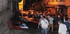Estalla bomba en una boda en Turquía y mata 22 personas