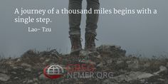 A journey of a thousand miles begins with a single step. http://www.missionswithpurpose.com?utm_content=buffer9c6e0&utm_medium=social&utm_source=pinterest.com&utm_campaign=buffer