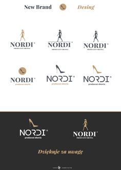 Nordi Shoes New Logo