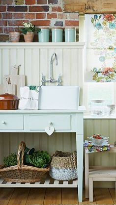 Utility Sinks for Laundry Room | Utility sink / bathroom console