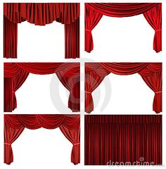 Dramatic Red Old Fashioned Elegant Theater Stage E Stock Illustration – Illustra… Dramatic Red Old Fashioned Elegant Theater Stage E Stock Illustration – Illustration of entrance, announcement: 8159195 – Gabi Giggenbach – Home Theater Curtains, Theater Room Decor, Stage Curtains, Home Theater Rooms, Home Theater Design, Home Theater Seating, At Home Movie Theater, Red Velvet Curtains, Drapes Curtains