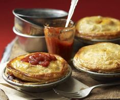 The Kmart pie maker has taken Australian kitchens by storm. Here, we've shared our favourite recipes that adapt easily (and deliciously!) to your Kmart pie maker. Beef Pies, Mince Pies, Key Lime Pie, Party Pies Recipe, Beef And Mushroom Pie, Pikelet Recipe, Individual Pies, Delicious Fruit, Delicious Recipes