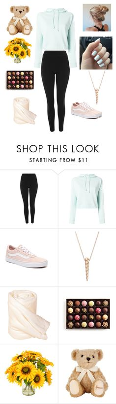 """""""Untitled #468"""" by reka15 on Polyvore featuring Topshop, adidas, Vans, Ginette NY, Creative Displays and Harrods"""