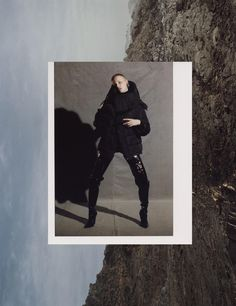 Photography Suffo Moncloa Styling Caroline Newell Lina Hoss wears all clothing Balenciaga. i-D