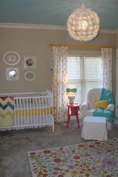 Chapin Group Interiors : Sweet Baby Emily's Nursery