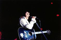Asheville, NC. July 23rd, 1975. This is the second concert out of three shows in Asheville,North Carolina. Elvis has been on stage for 85 minutes and gave a performance of the same caliber that the previous night at the Civic Center.