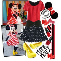 "i think i may have found my Halloween costume...for the ""Disneyland Mickey Not SoScary Trick or Treat"""