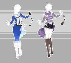 .::Adoptable Collection 14 (6 OPEN)::. by Scarlett-Knight.deviantart.com on @DeviantArt