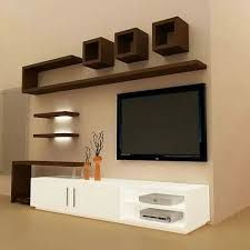 Home Decorating Style 2019 for Easy Living Room Wall Cabinet Design Ideas Interior Decor Home, you can see Easy Living Room Wall Cabinet Design Ideas Interior Decor Home and more pictures for Home Interior Designing 2019 at Home Design Ideas Tv Unit Furniture Design, Tv Furniture, Modern Furniture Design, Modern Interior, Tv Unit Interior Design, Latest Furniture Designs, Furniture Dolly, Furniture Movers, Office Furniture