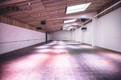 The Pickle Factory offers 255 sqm in a slightly askew rectangular shape, with white walls throughout. Incredible London wedding venue perfect for warehouse weddings.