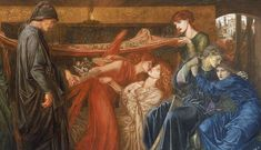 In the mid 19th century, a group of revolutionary artists, the Pre-Raphaelites, shook up the British art scene. Here's how they brought a new realism to the table. Most Famous Paintings, Famous Artwork, Arnolfini Portrait, Revolutionary Artists, The Lady Of Shalott, Pre Raphaelite Brotherhood, Edward Burne Jones, Dante Gabriel Rossetti, John William Waterhouse