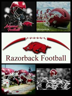 Razorback Football #photogrid
