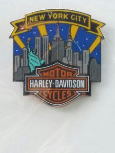 mcdermott's h-d lake george, new york | harley-davidson dealer pin