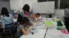 【バンタンデザイン研究所高等部】授業レポート バンタンの高校生が、他校の授業をワクワク体験!「多分野ワークショップ」その1