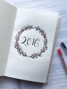 Image result for new year bullet doodle