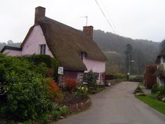Rose cottage, Timberscombe