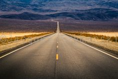 to the Death Valley