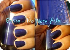 Essie - No More Film from the Resort 2012 Collection