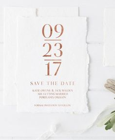 Trendy Wedding Themes Modern Save The Date Ideas Elegant Wedding Invitations, Wedding Stationary, Wedding Themes, Wedding Cards, Diy Wedding, Modern Save The Dates, Wedding Save The Dates, Save The Date Card, Save The Date Designs