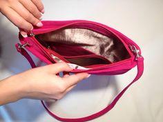 Kabelka na přání - ruční práce Fanny Pack, Bags, Fashion, Hip Bag, Handbags, Moda, Fashion Styles, Waist Pouch, Fashion Illustrations