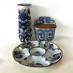 Royal Copenhagen Ceramics,now featured on Fab.