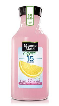 Best minute maid pink lemonade recipe on pinterest - Lemonade recipes popular less known ...