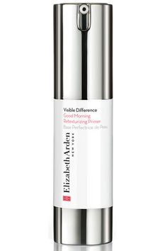 Shop for Visible Difference Good Morning Retexturizing Primer by Elizabeth Arden Vitamin A, Elizabeth Arden Serum, Best Makeup Primer, Elizabeth Arden Visible Difference, Makeup Articles, Grape Seed Extract, Even Out Skin Tone, Primers, Salvia