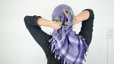 How to Tie a Shemagh. The shemagh is a traditional Middle Eastern scarf or wrap commonly used to shield the head and face from harsh weather conditions. The wrap has also become popular with British and U. Middle Eastern Scarf, Shemagh Scarf, Weather Conditions, 5 Ways, Baby Car Seats, Tie, Fashion Outfits, My Style, Clothes