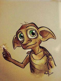Dobby by Ottowl.deviantart.com
