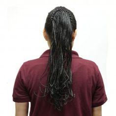 Fall and Wiglets Hairpieces : Human Hair Wig Braided Chignon, Human Hair Wigs, Hair Pieces, Wig Hairstyles, Braids, Dreadlocks, Hair Styles, Beauty, Bun Braid
