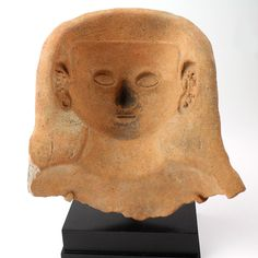 A Jamacoaque Pottery Figural Mold, Ecuador, ca. 500 AD