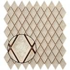 Merola Tile Crackle Diamond Ice 12 in. x 12 in. x 8 mm Ceramic Mosaic Tile FDXCRI at The Home Depot - Mobile
