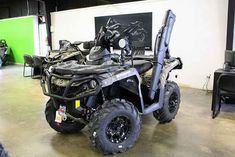 New 2017 Can Am Outlander 1000 ATVs For Sale in Texas. 2017 CAN AM Outlander 1000, Here at Louis Powersports we carry; Can-Am, Sea-Doo, Polaris, Kawasaki, Suzuki, Arctic Cat, Honda and Yamaha. Want to sell or trade your Motorcycle, ATV, UTV or Watercraft call us first! With lots of financing options available for all types of credit we will do our best to get you riding. Copy the link for access to financing. http://www.louispowersports.com/financeapp.asp With HUNDREDS of vehicles available…