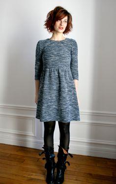 La robe parfaite. Plantain + Sureau ? #TWP