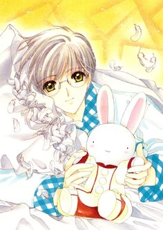 Cardcaptor Sakura Illustrations Collection 1 Artbook: Yukito Tsukishiro